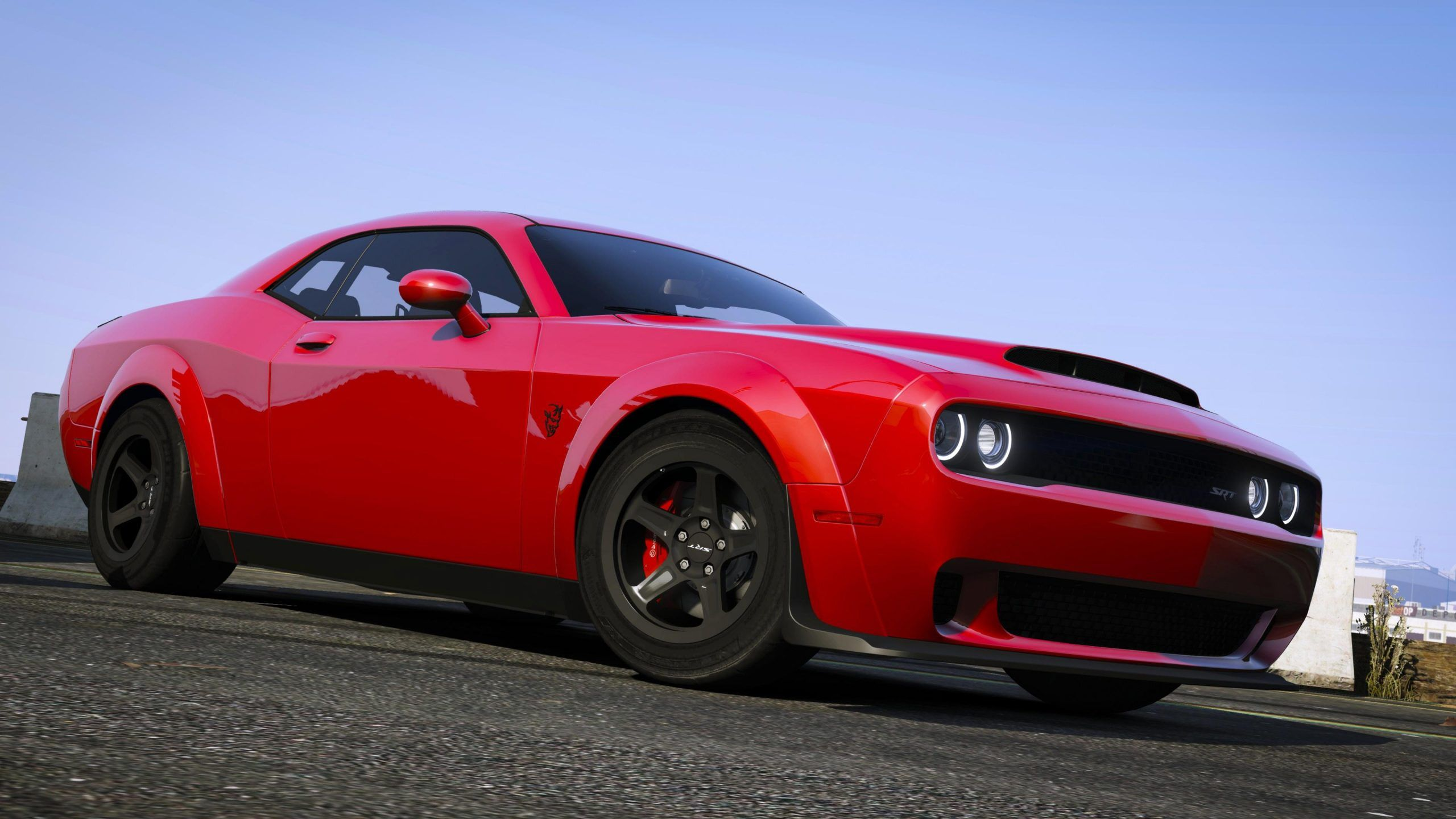 Dodge Demon In Gta 1 The Real Reason Behind Dodge Demon In Gta 1 In 2021 2018 Dodge Challenger Srt Dodge Challenger Srt Challenger Srt Demon