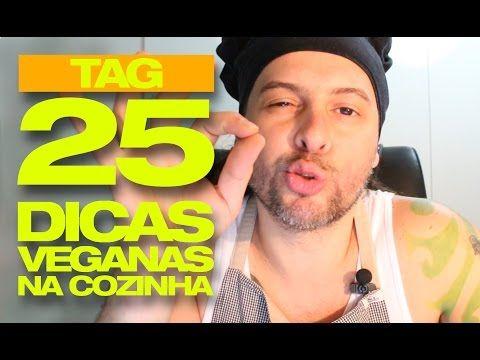 25 DICAS VEGANAS NA COZINHA - VegetariRANGO RESPONDE 3# - YouTube