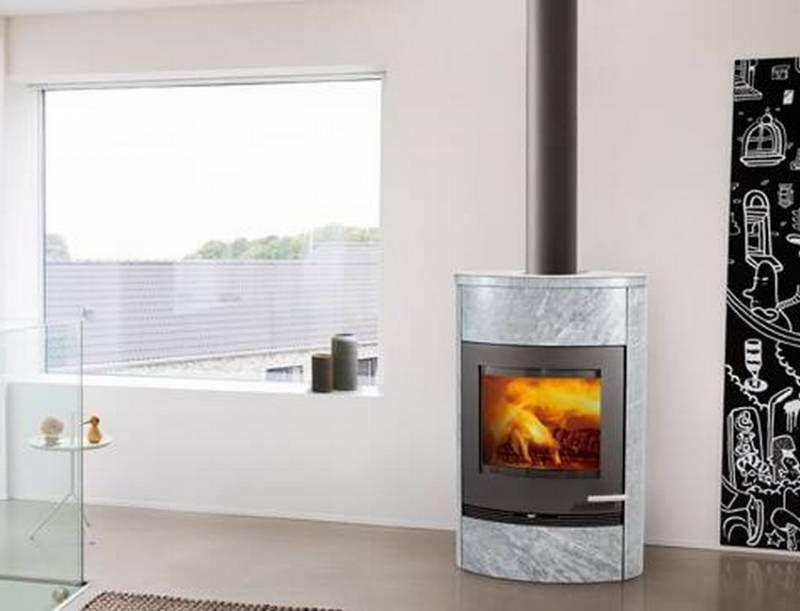 Quand La Beaute Du Design Rencontre La Chaleur Longue Duree Termatech En 2019 Home Appliances Appliances Et Stove