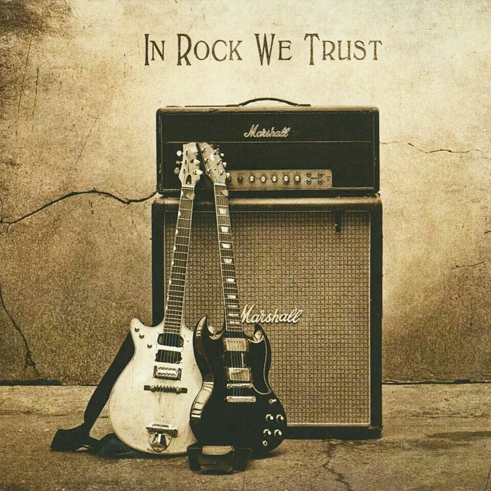 In Rock We Trust !!