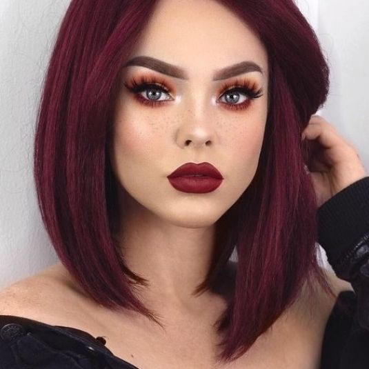 Hair Color Trending 2020   Gorgeous and Unique Hairstyles Gallery