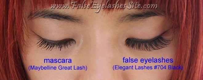 eb6a1767c83 difference between mascara vs false eyelashes | False Eyelash Blog ...
