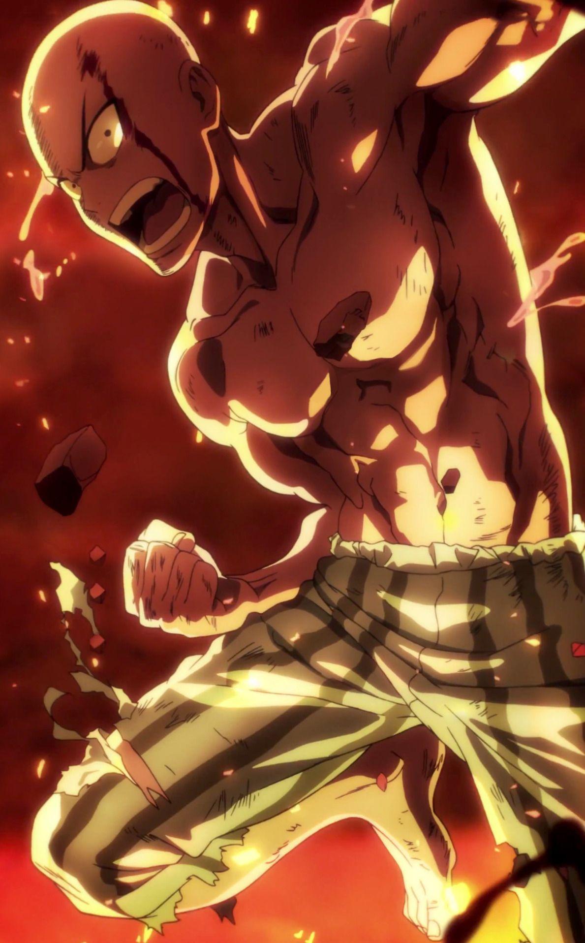 One Punch Man Manga 133 Español Page 19 Dibujos anime