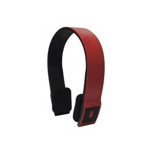 Cuffia Bluetooth FlySound Rosso by Nodis Italia