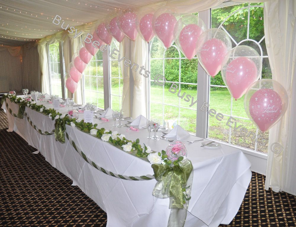 Balloons balloon decor services busy bee events