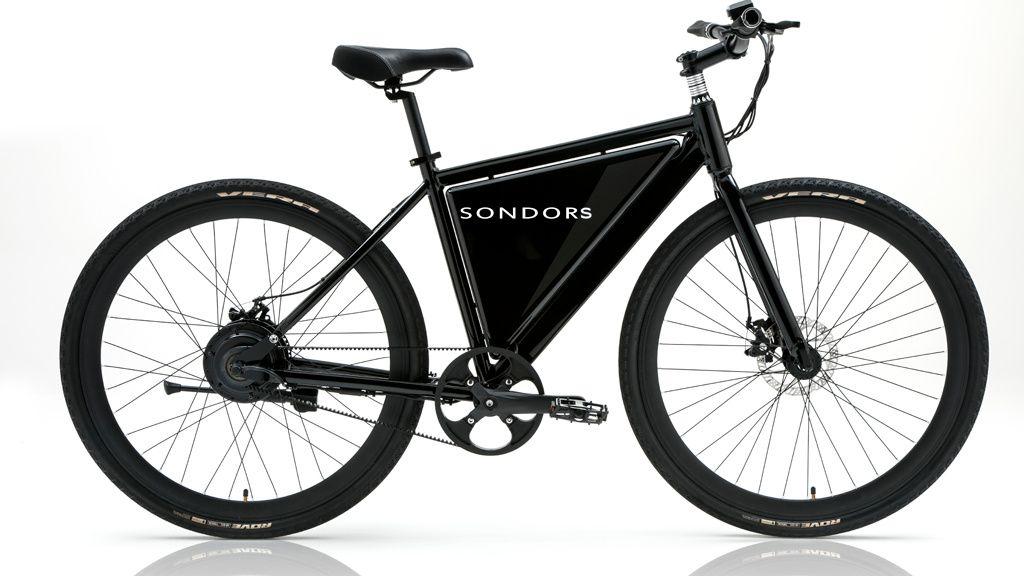 Sondors Thin Ebike Fur 595 Euro Startet Auf Indiegogo Autos Fahrrad Mofa Und Startet