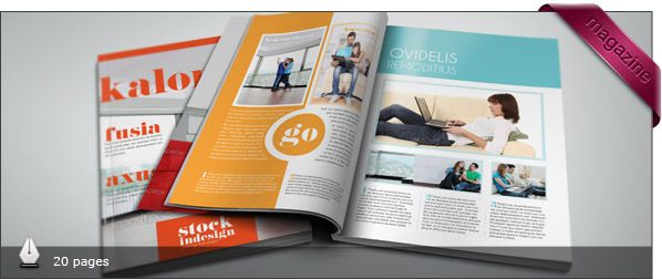 Indesign pro magazine template kalonice adobe pinterest indesign pro magazine template kalonice pronofoot35fo Gallery