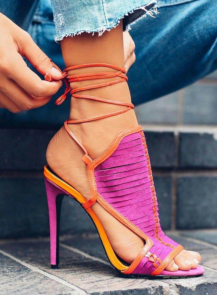 Pin von e zoky auf shoes | Sandalen, Schuhe und Schuhe damen