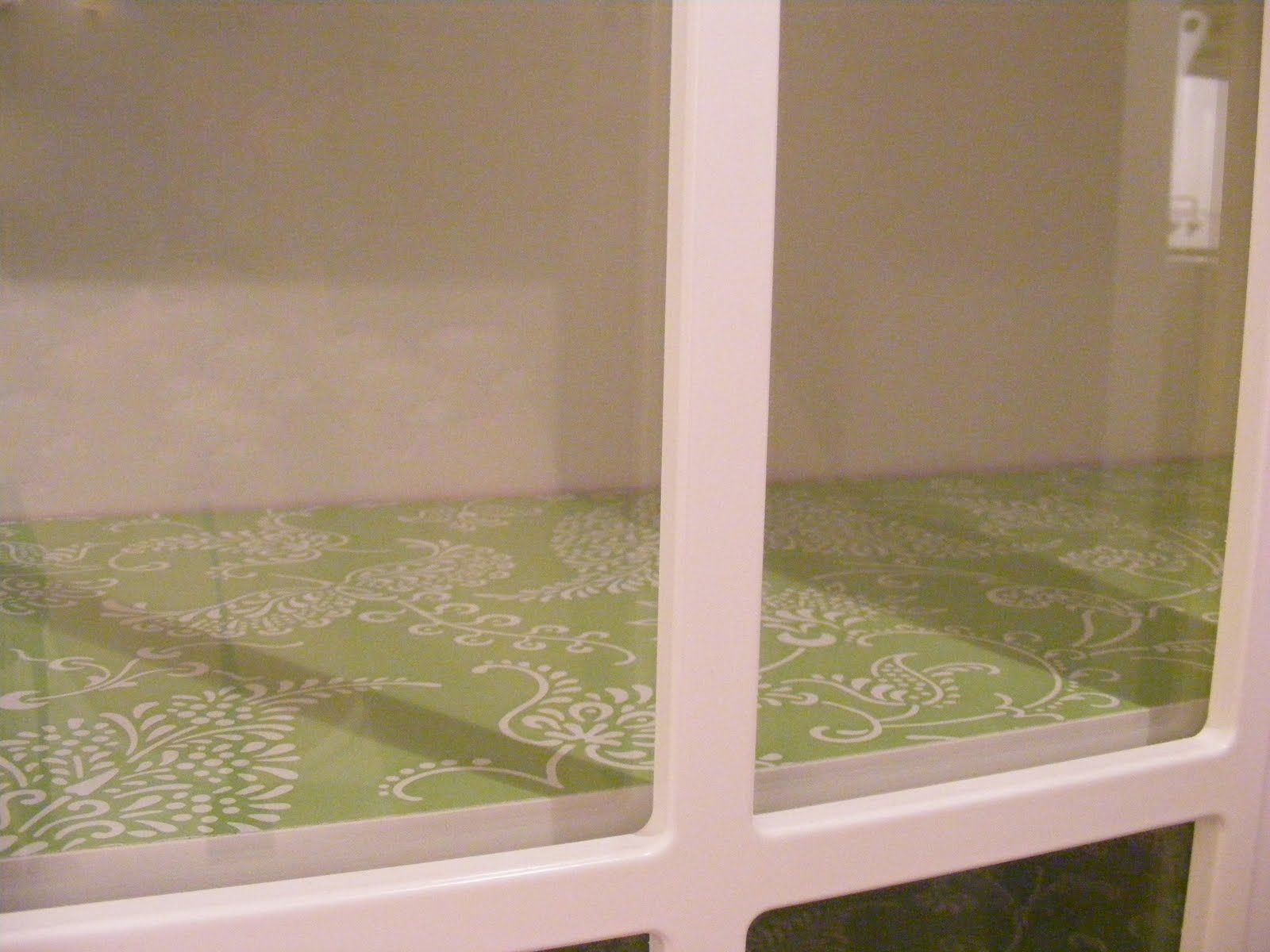 Line Your Kitchen Cabinets With Wallpaper Shelf Paper Kitchen Drawer Liners Shelf Liner Paper
