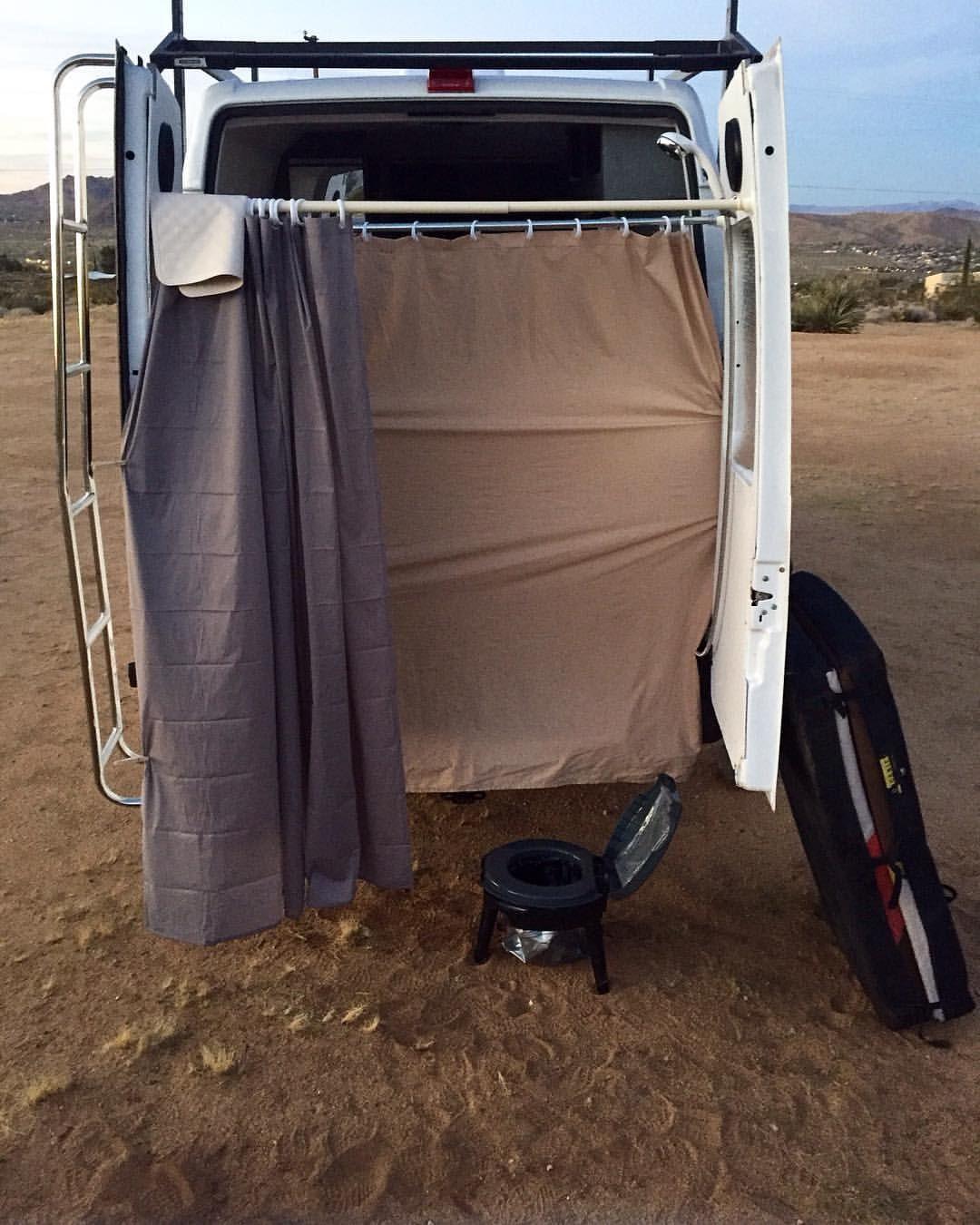 Sprinter Van Bathroom Kit: Van Life, Camper, Vans
