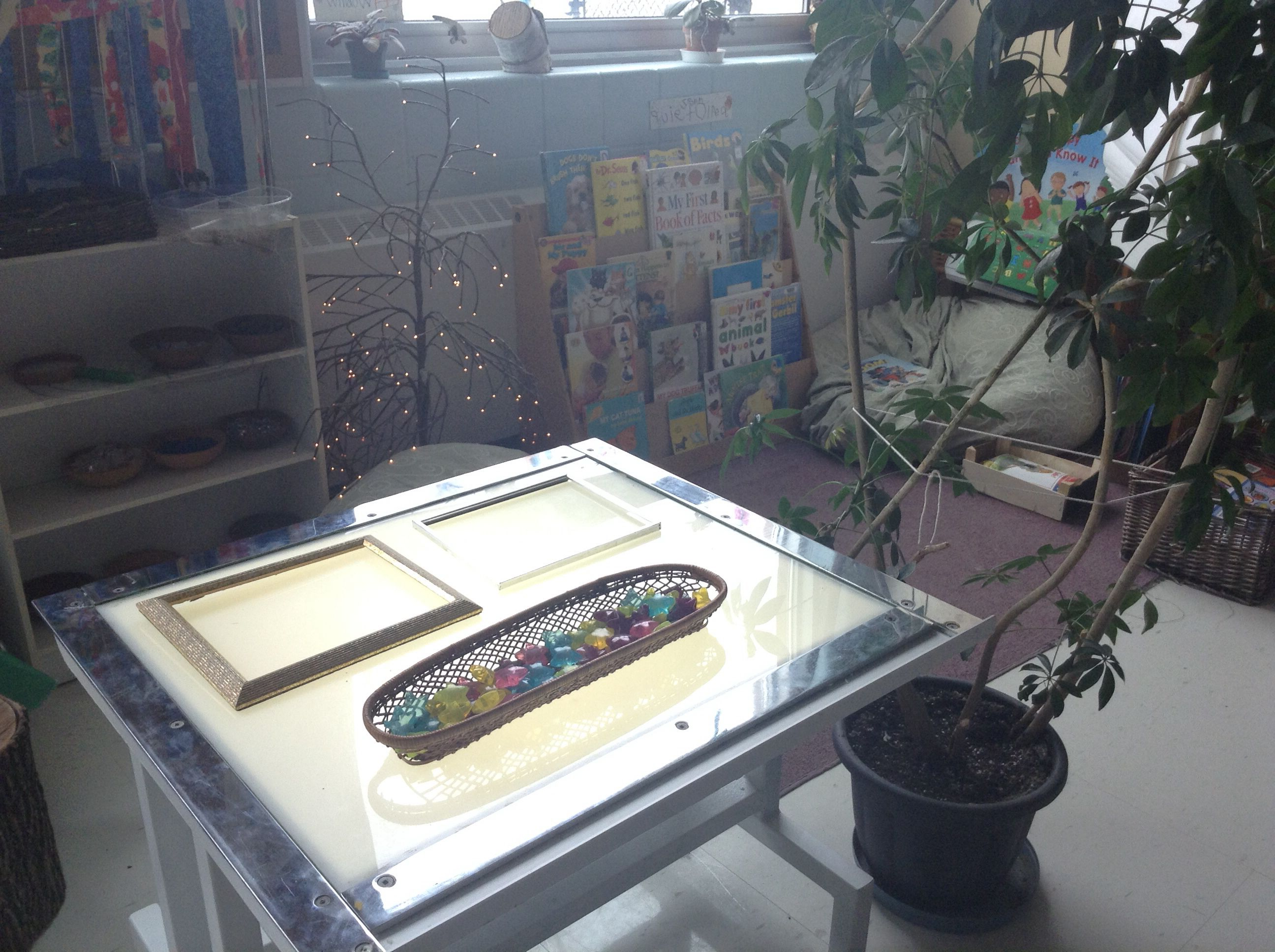 Light Table Environment