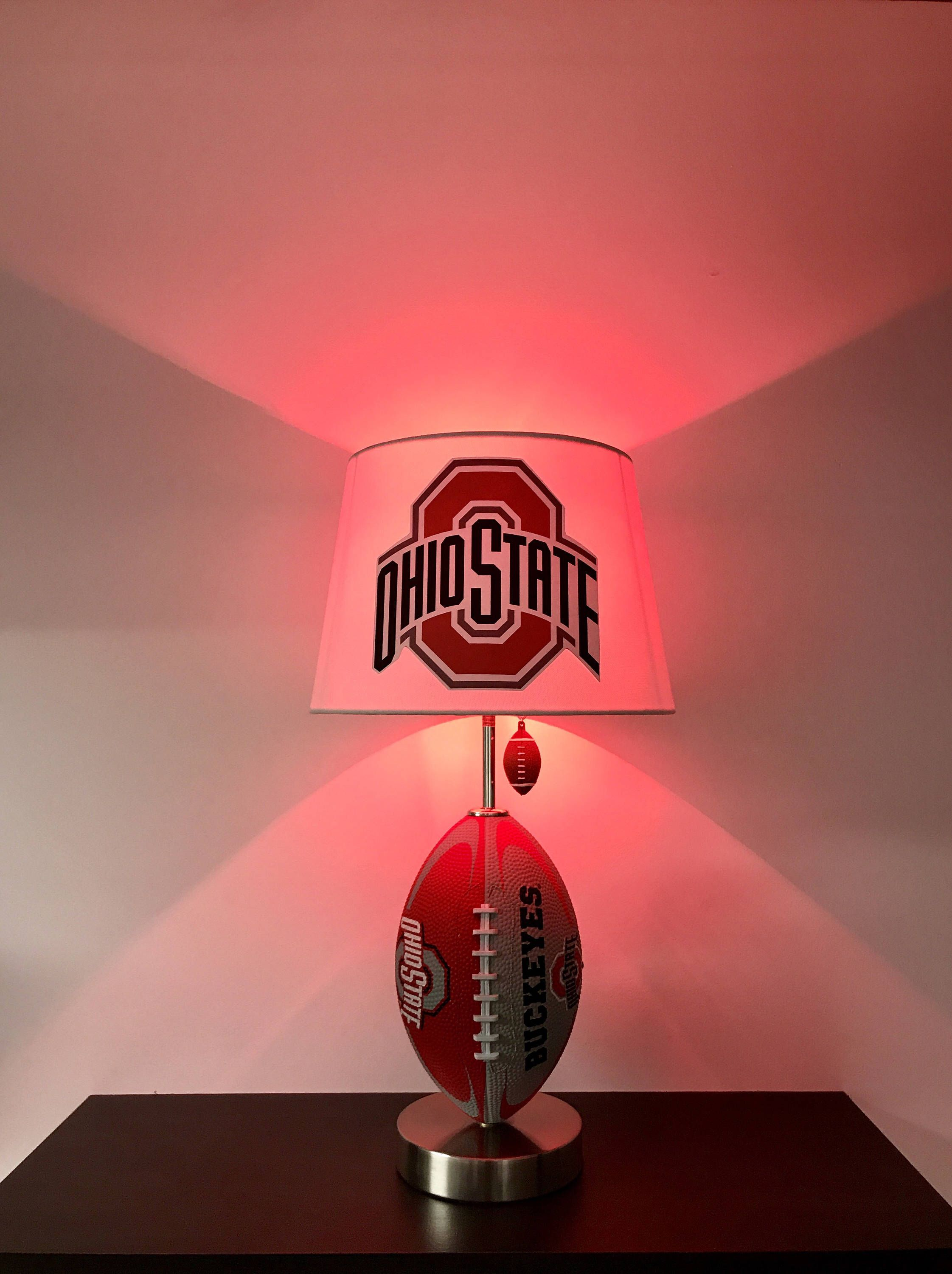 Ohio state buckeyes lamp ncaa man cave football lamp football ohio state buckeyes lamp ncaa man cave football lamp football light buckeyes light college football ohio state college lamps college lights mozeypictures Images