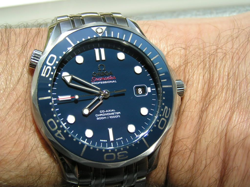 Watch Reviews by MCV: Review of Omega Seamaster Pro ...