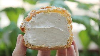 Earl Grey cream puffs