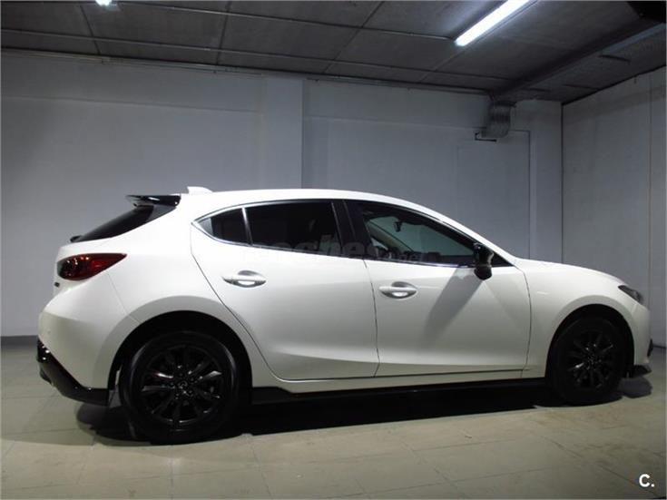 Mazda Mazda3 2 2 De 150 Mt Style Confort Diesel Blanco Del 2015 Con 8000km En Madrid 31434628 Mazda Mazda 3 Hatchback Mazda Autos