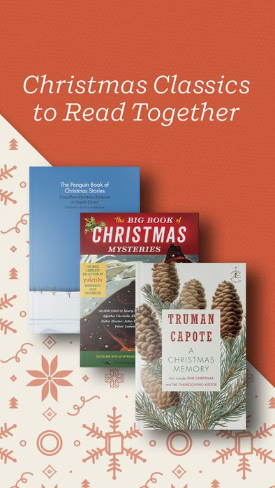 Share the holiday spirit with these classic Christmas books. These beloved stories, including A Christmas Carol, The Nutcracker, Little Women, and The Autobiography of Santa Claus, are perfect for adults and children to read together this season.
