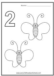 نتيجة بحث الصور عن Number 2 Worksheets Numbers Preschool Preschool Worksheets Preschool