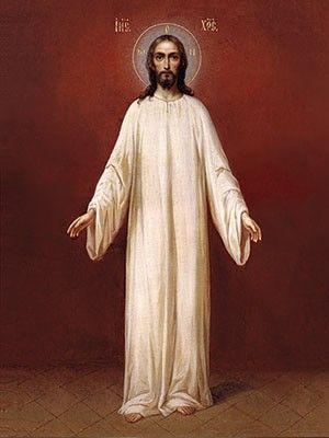 Jesus in White Robe, Starting at: $4.00, #CatalogOfGoodDeed #icon #jesus #christ #buy #order #online #God #SonofGod #christianity #prayer #Lord http://catalog.obitel-minsk.com/ministry
