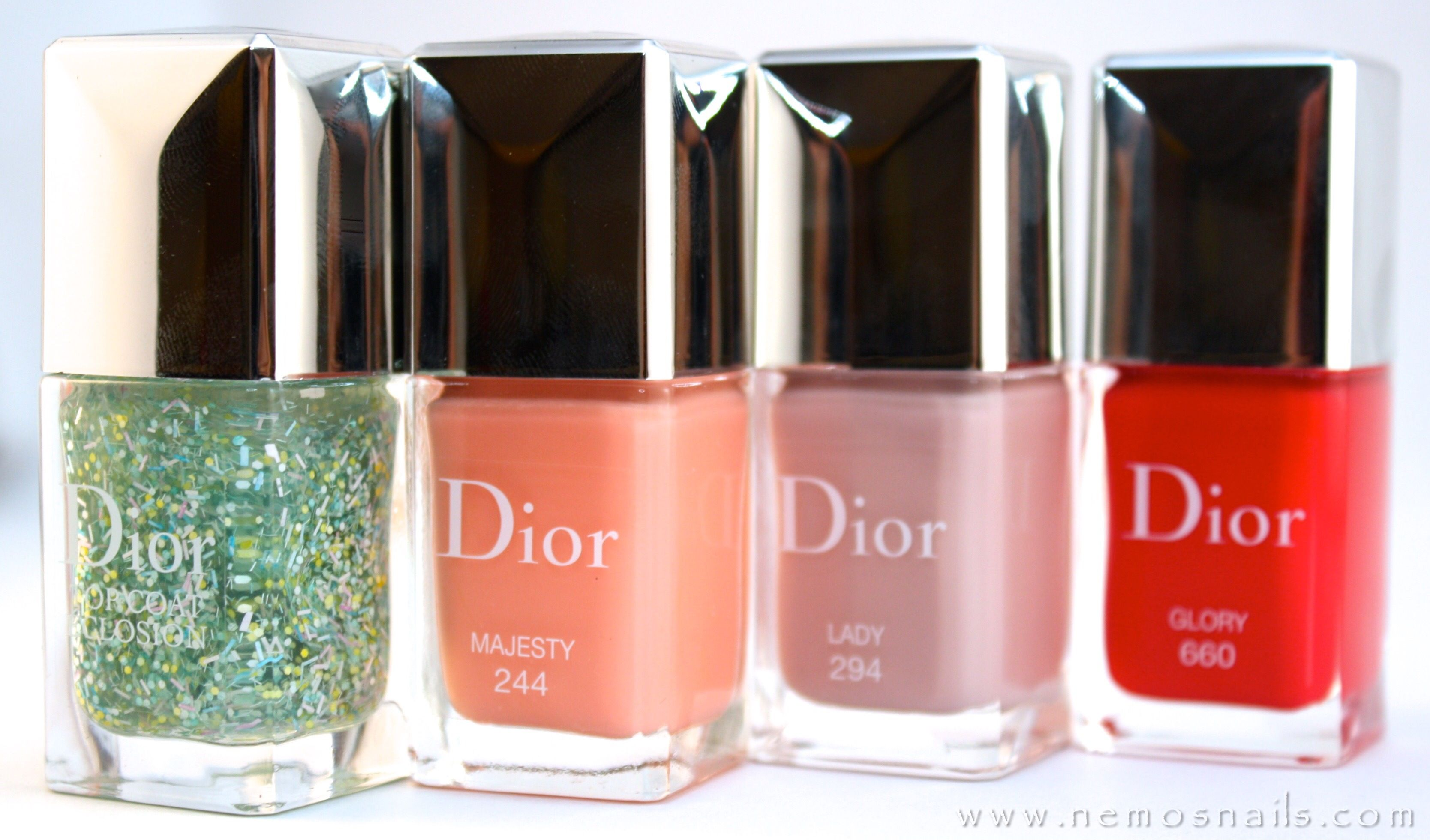 Dior Kingdom of Colours Collection Spring 2015 (3/4) | Nails - Dior ...