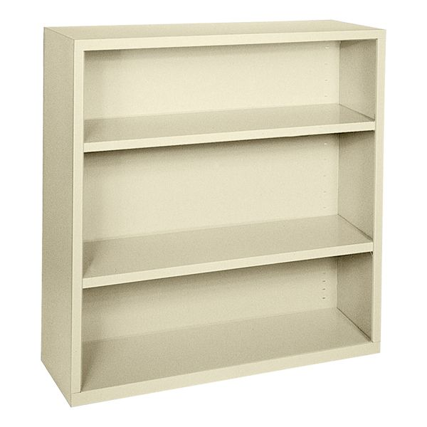 Steel Bookcase (34 1/2