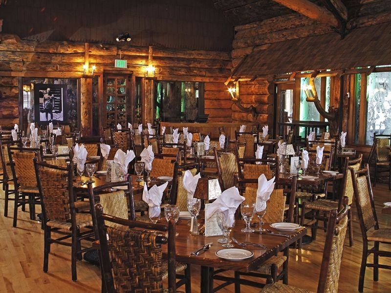 Old Faithful Snow Lodge Obsidian Dining Room   Google Search