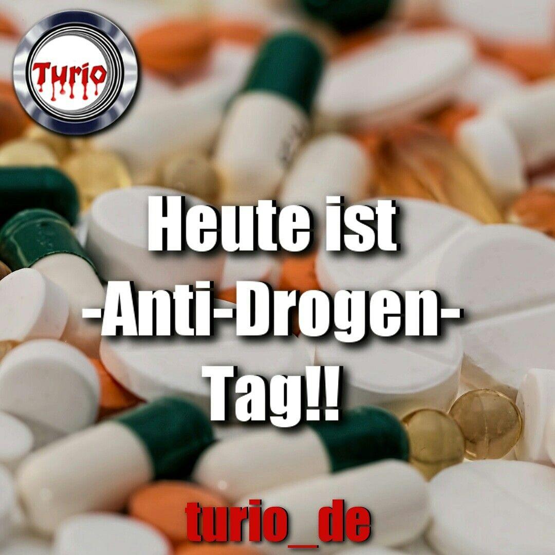 Anti Drogen Sprüche