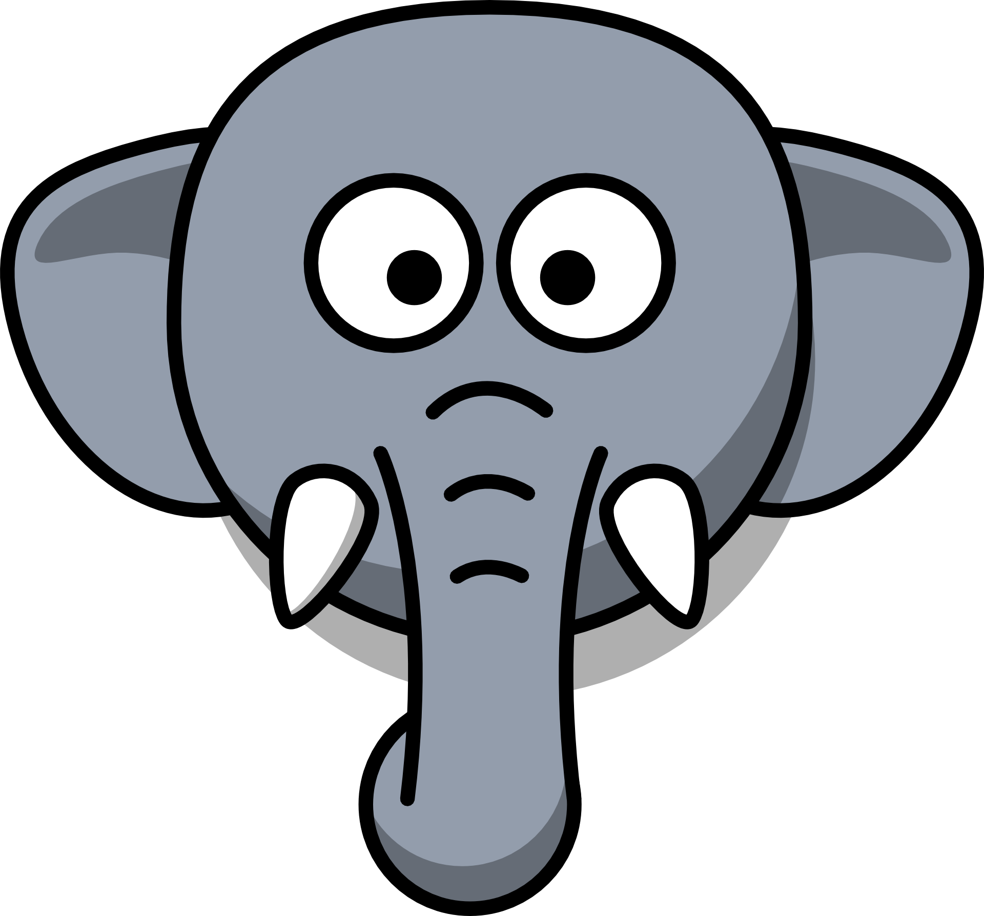 Kids Elephant Cartoon For Baby 1920x1080 Cartoon Elephant Elephant Elephant Face