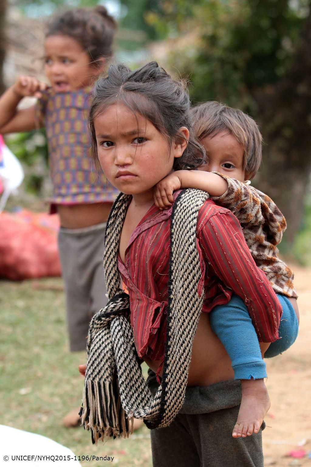 Looming crisis for children's emotional health after two major earthquakes in #Nepal http://uni.cf/1Fa9w86