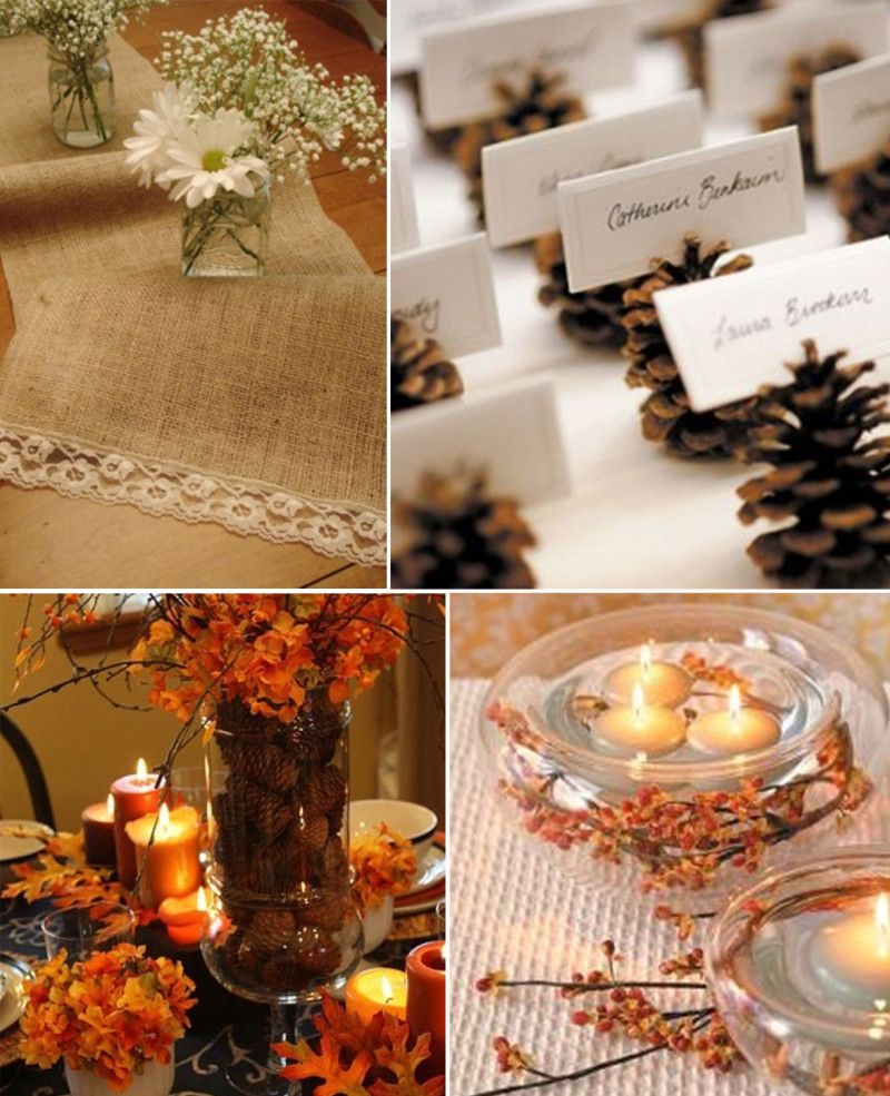 Ideas For Wedding Rehearsal Dinner: Event Inspiration: Fall Rehearsal Dinner