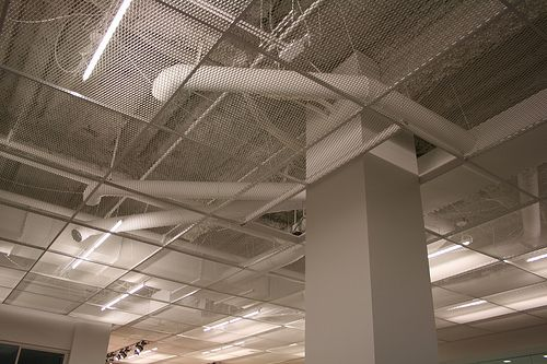 Metal Mesh Ceiling Ceilings Fabric Ceiling False