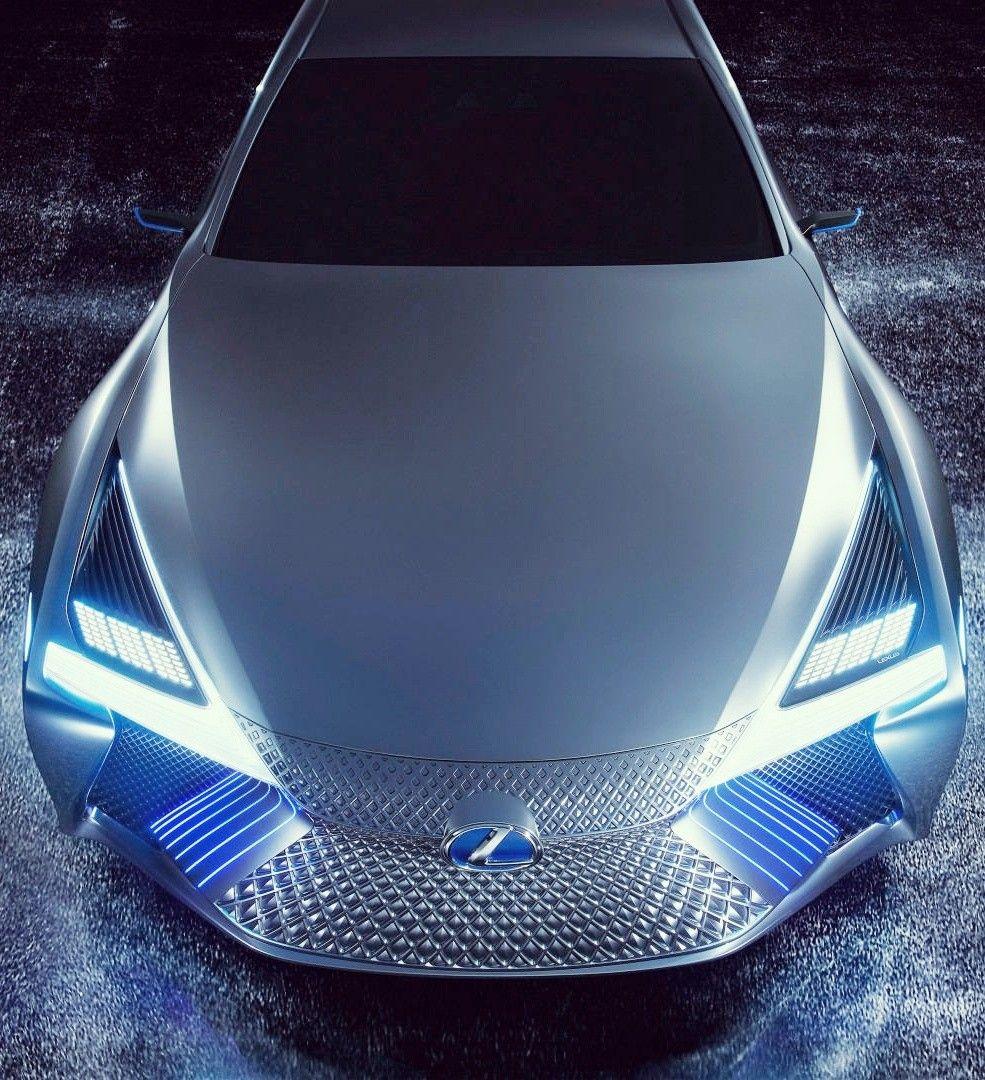 2017 Lexus Ls Plus Concept Auta