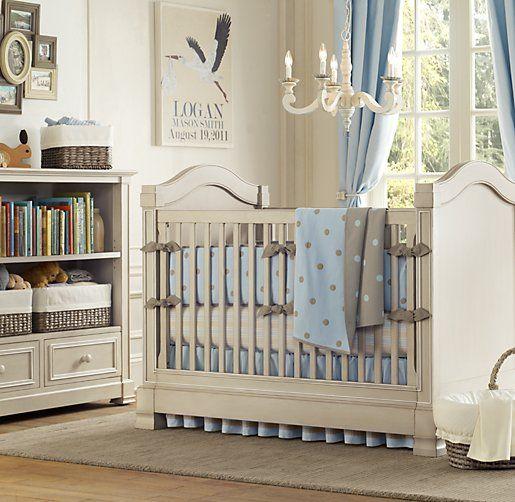 Somerset Crib Cribs Bassinets Restoration Hardware Baby