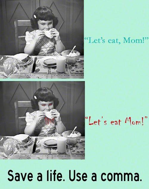 Comma Memes : comma, memes, Life., Comma., Funny, Pictures,, Commas, Lives