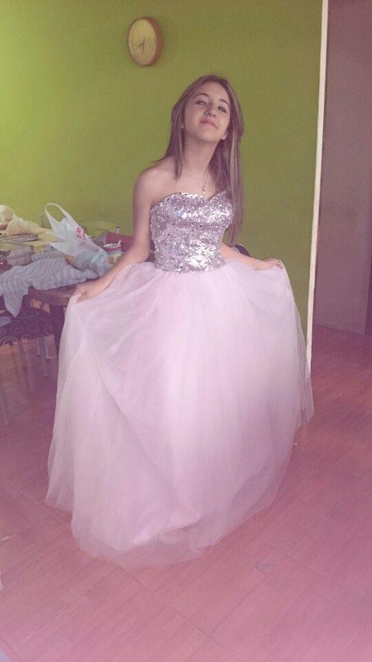 Tienda Online Pink Sweet 16 vestidos vestido de 15 anos de debutante ...