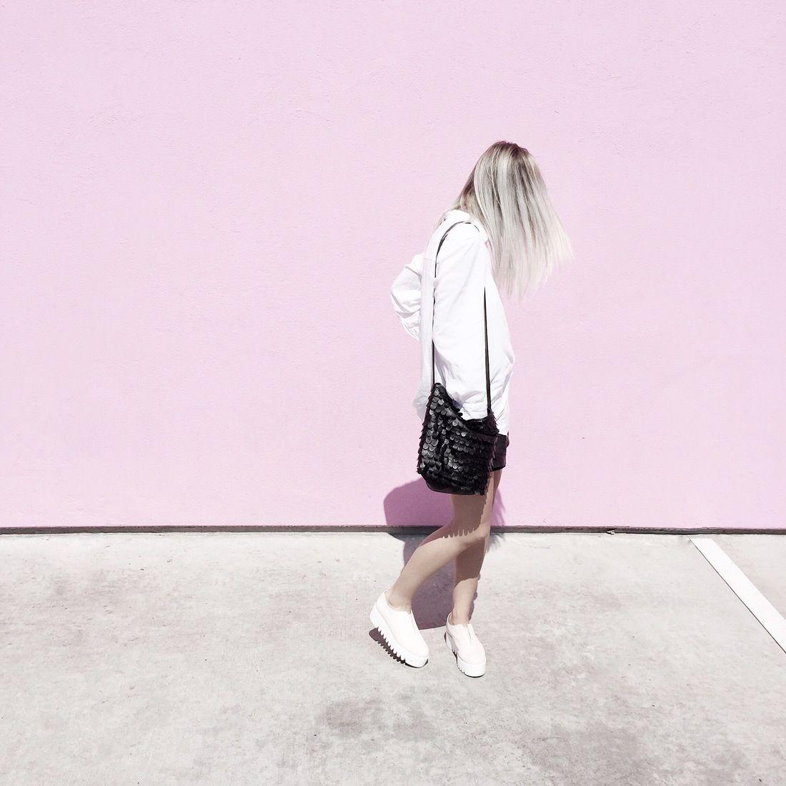 A minimal palette | Faith Lord