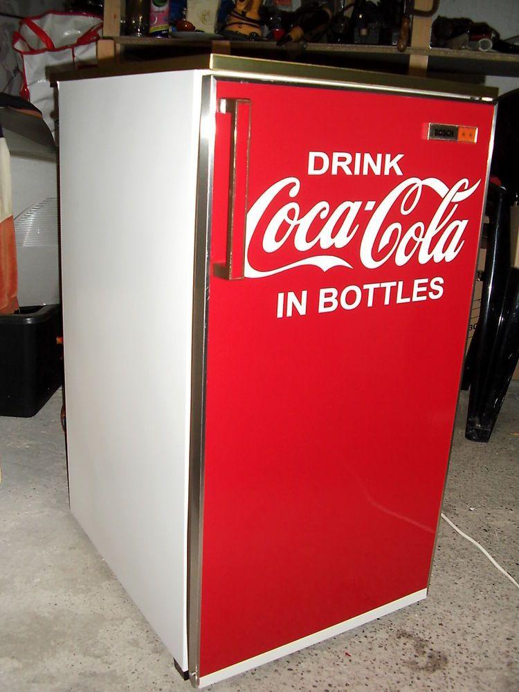BOSCH Kühlschrank im Coca-Cola Design 46Jahre in Haushaltsgeräte ...