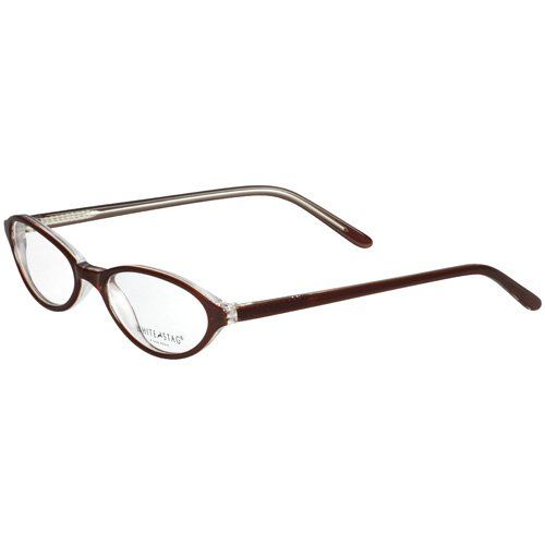 White Stagg Rx-able Frames, Brown Crystal: Vision : Walmart.com ...
