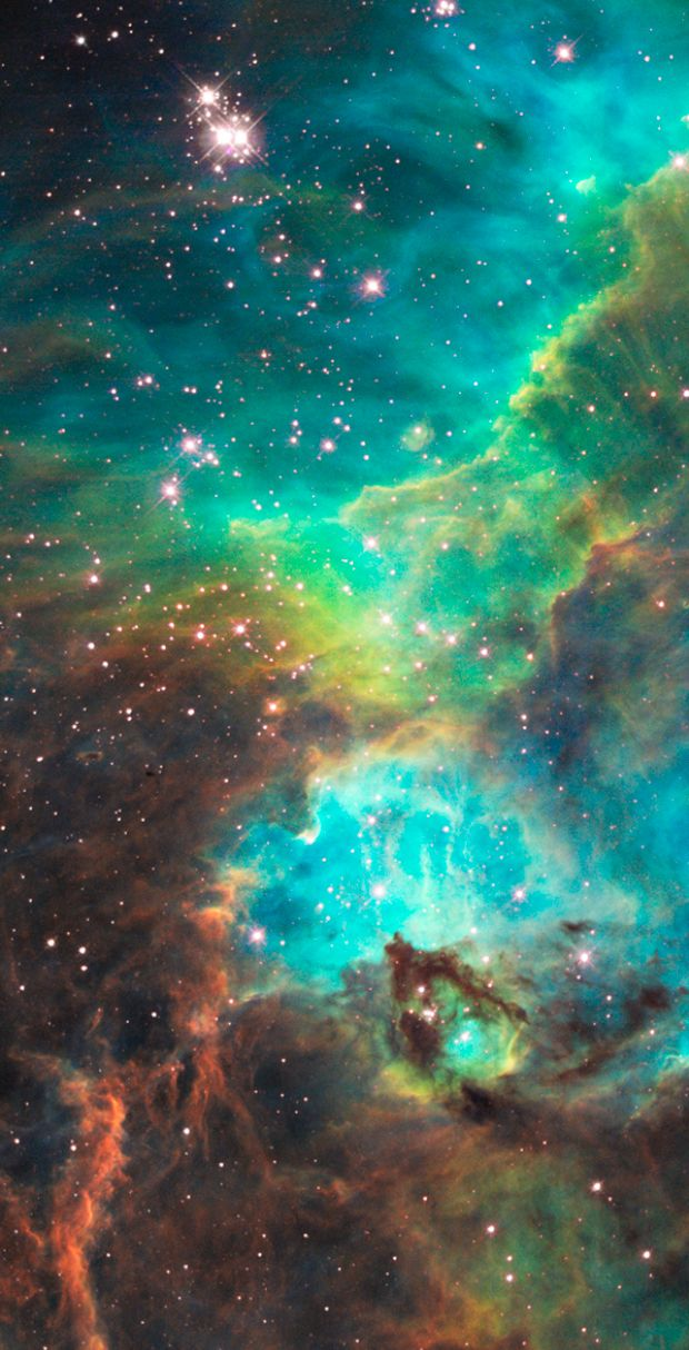 What Did Hubble See on Your Birthday? in 2020 Nebula