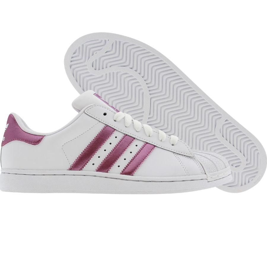 Adidas Superstar (runninwhite / pink metallic) G22948 - $59.99. Adidas  FashionAdidas ShoesShoes ...