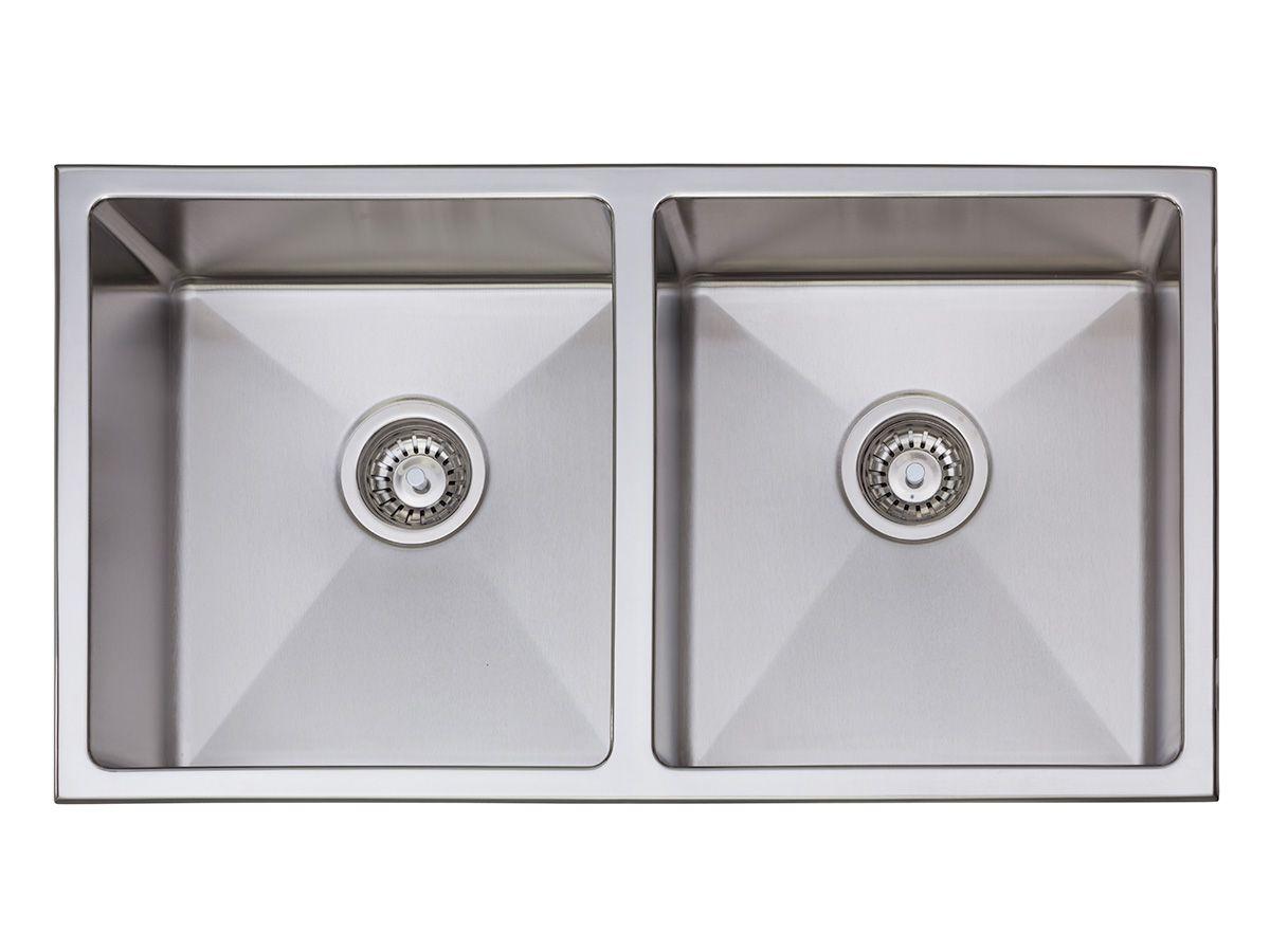 Afa Exact 792 Under Inset Double Sink Kitchen Sink
