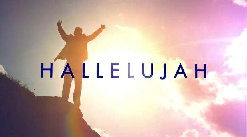 The Afters Broken Hallelujah I will always sing