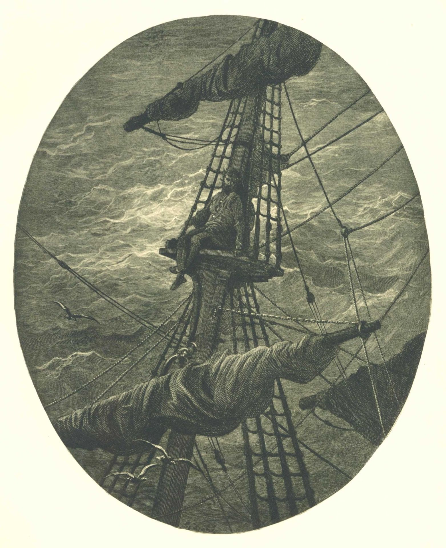 The Rime Of The Ancient Mariner By Samuel Taylor