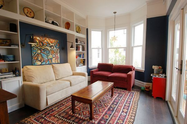 Small Living Room Ideas That Defy Standards With Their Stylish Designs Small Living Rooms Eclectic Living Room Sitting Room Design