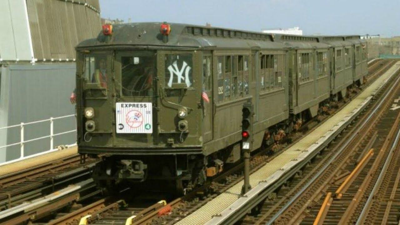 Image Result For 1940s New York City Subway Subway Train Train Subway