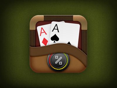 Poker Icon Game Icon Icon Mobile Icon