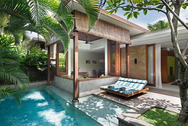 tour du monde des plus belles d cos d h tel voyages bali piscine maison. Black Bedroom Furniture Sets. Home Design Ideas