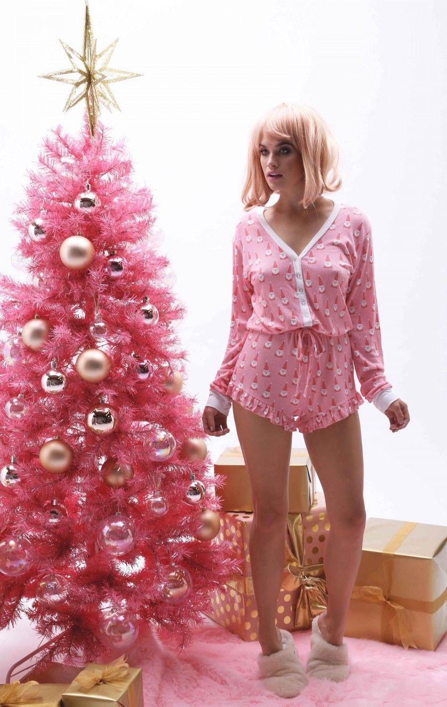 Wildfox Christmas Pajamas.Pajama Romper Christmas Romper Wildfox Christmas Album