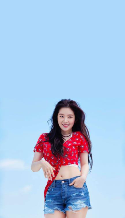 Red Velvet Joy Phone Wallpaper