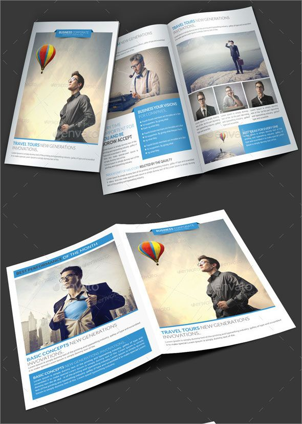 Free Best Business Brochure Designtemplates  Brochures