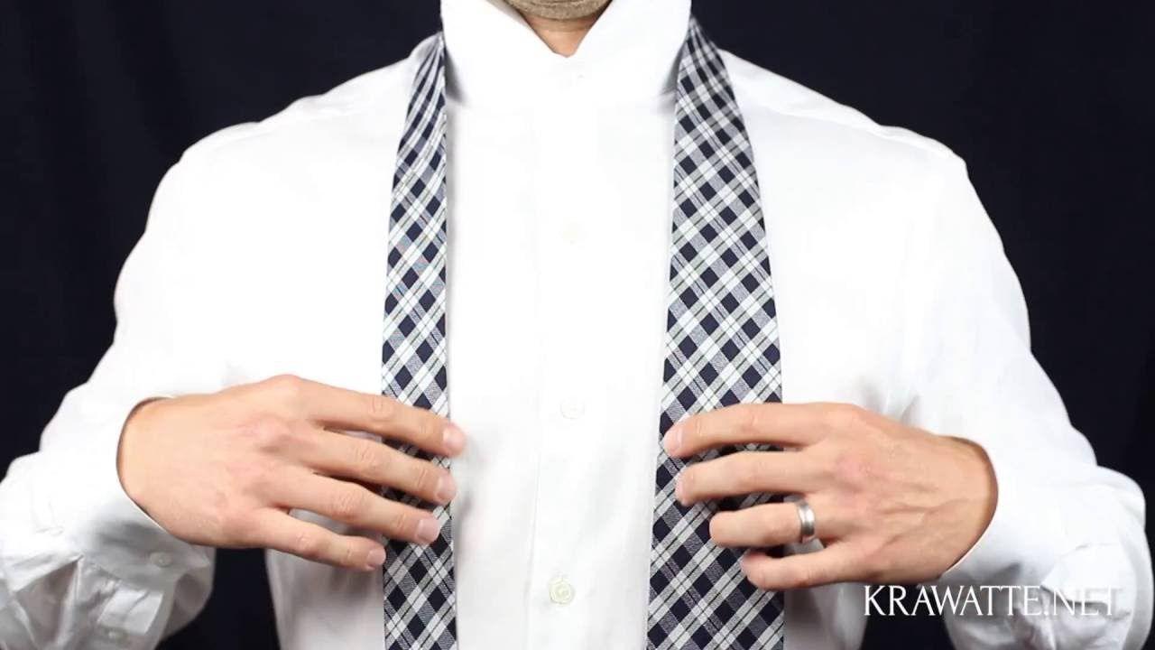 anleitung krawatte binden wie gelingt der einfache windsor krawattenknoten pinterest. Black Bedroom Furniture Sets. Home Design Ideas